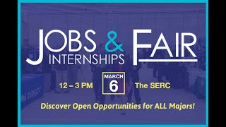 Brockport's Jobs & Internships Fair 2019 💼