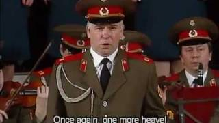 Volga Boatmen song - Red Star Ensemble - HQ