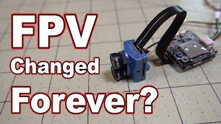 Will This Change FPV Forever? // Caddx Tarsier 4K FPV Camera ????
