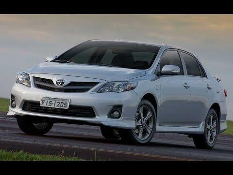 Toyota Corolla é chamado por falha no airbag do passageiro