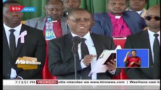 Mumewe Joyce Laboso ni mcheshi mkuu | MIRINDIMO