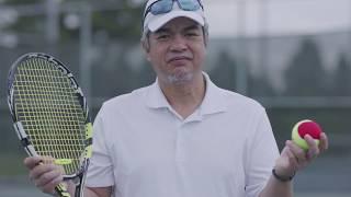 Tennis Skills – Ground Strokes – #ParksFromHome