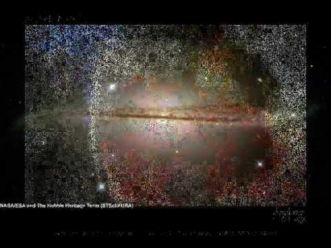 سبحان الله صور كونية بمكروسكوب هابل الشهير