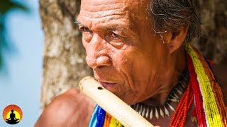Native American Flutes: Beautiful Relaxing Music, Flute Music, Meditation Music, Yoga, Spa, ☯3432