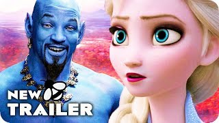 DISNEY 2019 Trailer: All upcoming Disney Movies 2019