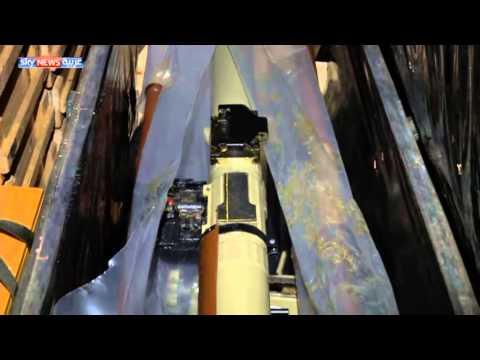 صواريخ متطورة بحوزة  الجيش الحر