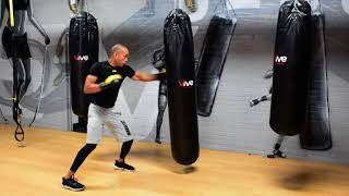 Heavy Bag Workout Finishers | Boxing Burnouts | 6 and Move by NateBowerFitness