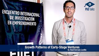 Growth Patterns of Early-Stage Ventures
