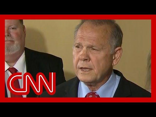 Roy Moore running again for US Senate seat in Alabama