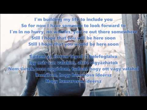 Avril Lavigne - Once And For Real (HQ-HD lyrics + Hungarian translation)