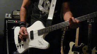THE CURE Pictures Of You Bass Cover Simon Gallup