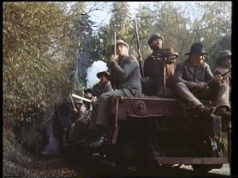 UK rental VHS trailer reel: The Big Slice (1991, RCA Columbia International Video/Castle Pictures)