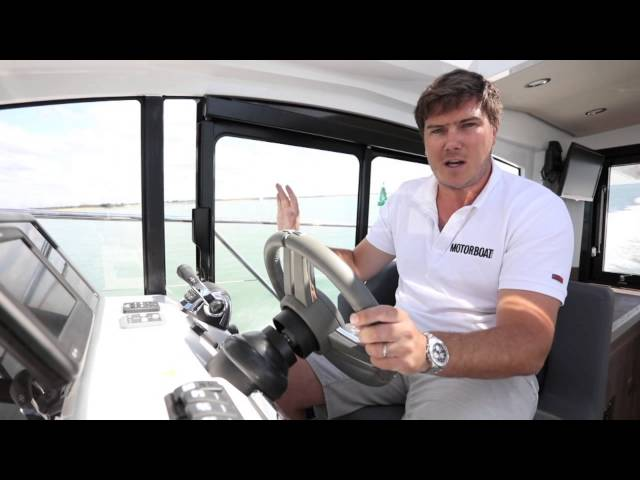 Sealine C330 review - Motor Boat & Yachting