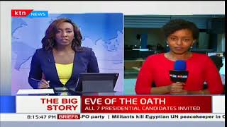 The Big Story: Eve of the Oath-At least 20 foreign leaders expected to attend