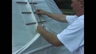 Aufbau eines Tipi / Indianertipi - Aufbauvideo - Rotknecht-Tents #Rotknecht #TentStore