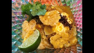 Myanmar Food Recipes Mohinga Burmese Fish Soup မုန့္ဟင္းခါးခ်က္နည္း