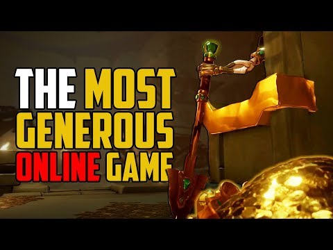 Sea of Thieves: The Most Generous Online Game