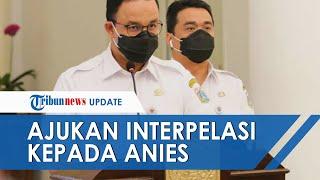 PSI Ajukan Interpelasi pada Anies Baswedan soal Banjir, Ketua DPRD DKI: Siapa yang Mau Menyambut?
