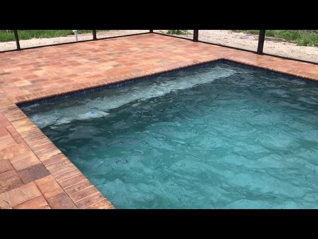New Pool & Patio