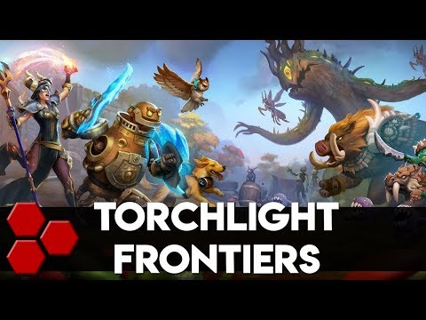 Torchlight Frontiers - Alpha First Impressions - TheHiveLeader