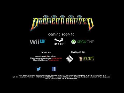 Super Doomed'n Damned - PEGI Multiplatform Teaser thumbnail