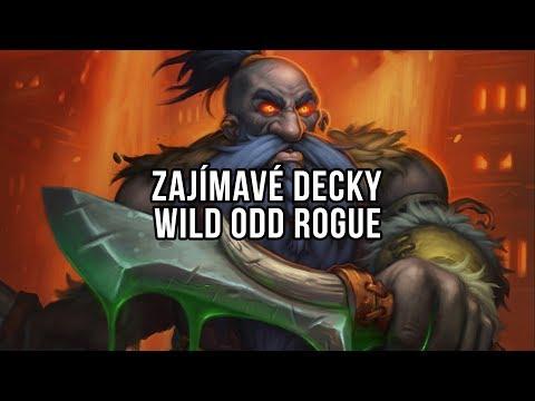 Zajímavé decky - Wild Odd Rogue