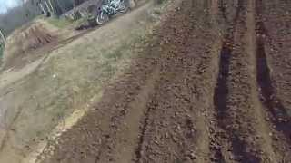 preview picture of video '450YZF--Entrainement Montlouis 07/03/2015'