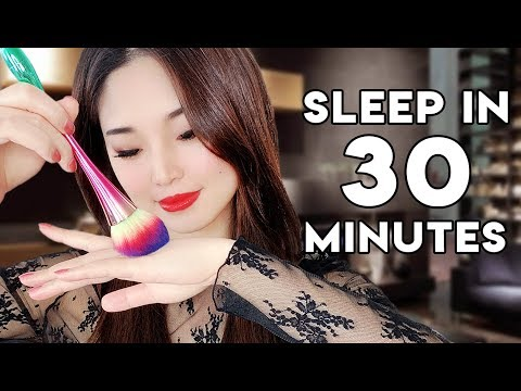 [ASMR] Guaranteed Sleep in 30 Minutes ~ Intense Relaxation