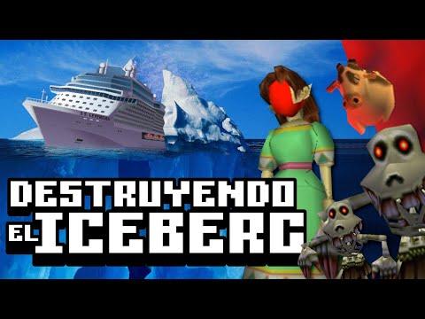 Destruyendo el Iceberg de Zelda: Ocarina of Time - Leyendas & Videojuegos
