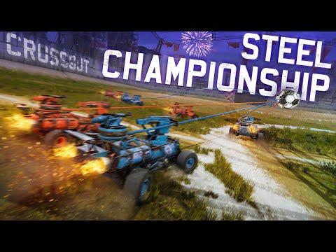 Crossout - Steel Championship Update Trailer