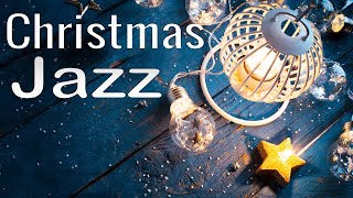 Warm Christmas JAZZ - Relaxing December Jazz Music - Winter Mood Background Jazz Music