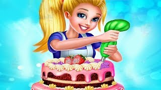 Real Cake Maker 3D - Learn How To Make Cakes - Best Cooking Games For Kids