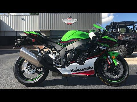 2021 Kawasaki Ninja ZX-10R KRT Edition in Greenville, North Carolina - Video 1