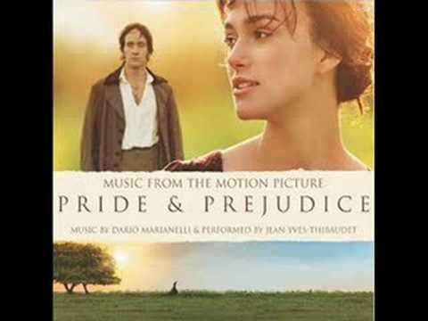 Soundtrack - Pride and Prejudice - A Postcard To Henry Purce