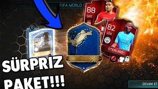 EA'DEN SÜRPRİZ PAKET!! 3 MİLYON COİNS PAKET AÇILIMI (FIFA Mobile)