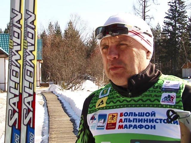 Паралимпийцы проверили сибирскую трассу