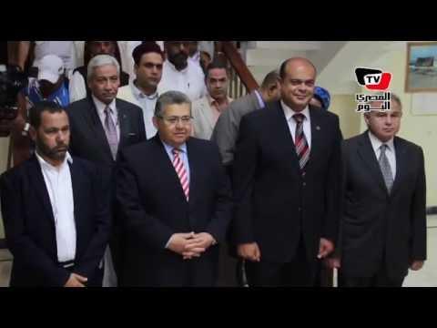 المدير التنفيذي لـ«تحيا مصر»: ١٠ ملايين جنيه.. تبرعات «مطروح» للصندوق