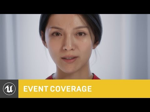 realistic humans in unreal engine breakthrough vr characters are