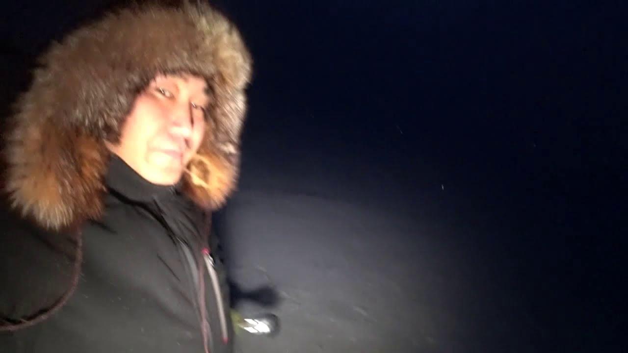 Ловля щуки в якутии зимой