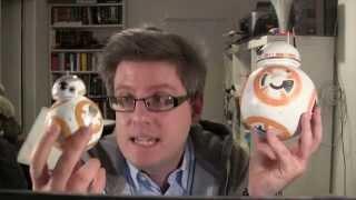 Star Wars Sphero BB-8 vs Hasbro BB-8 Vergleich