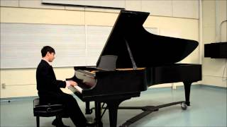 Beethoven: Moonlight Sonata, 1st Movement