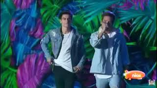 MYA, Pedro Capó   Te Olvidaré (Live Kids' Choice Awards México)