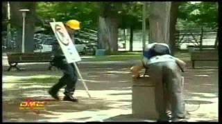 las mejores bromas camara oculta  en la calle recopilacion 2/2