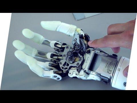 Wenn der Mensch zum Roboter wird | Prothesen der Zukunft