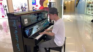 Jahongir Dubai da 😂 Pianino chalyabdi😂😂