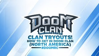 FINAL DooM TRYOUTS NOW! Call of Duty Modern Warfare Remastered COD MWR Gameplay