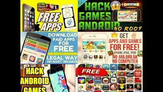 TOP SECRET! get free patches,modes,unlimited coins in any games & get free apps for FREE!