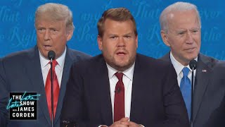 Trump & Biden Faced Off One Last Time