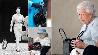 Why the Queen's had the same handbag for 60 YEARS & What secrets are contained inside the bag