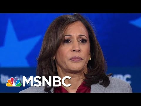 Sen. Kamala Harris: We Have A Criminal Living In The White House | MSNBC